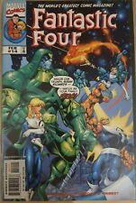 Fantastic Four #14 Heroes Return Marvel Comics