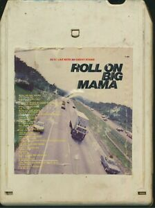 8 Track Tape - Various Artists - Roll on Big Mama - PA 14263