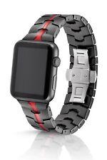 JUUK 42mm Vitero Ruby Grey Band for Apple Watch (GVTGYRD)