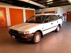 1991 Toyota Corolla 90 series Tercel FULL TIME 4wd