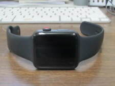 Apple Watch Series 3 42mm Space Grey Aluminum Grey Sport Band GPS + Cellular