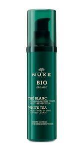 NUXE BIO Thé Blanc SOIN HYDRATANT TEINT MULTI PERFECTEUR TEINTE MEDIUM