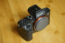 Sony Alpha A7 II 24.3MP Digital Camera - Black (Body Only)
