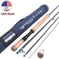 Maxcatch 4/6WT Switch Rod 11FT Graphite IM10 Medium Fast Fly Fishing Rod