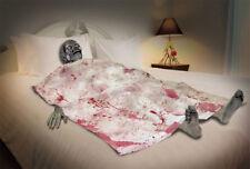Bloody Death Bed Zombie Halloween Prop Haunted House Forum Novelties 70616