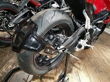 Triumph Street Triple 765 Gloss Black Spray Guard