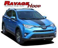 2016-2019 Toyota RAV4 Center Hood Vinyl Graphic Decal 3M Pro Stripes fits RAV4