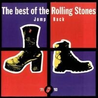 THE ROLLING STONES jump back (the best of 1971-1993) (CD compilation) blues rock