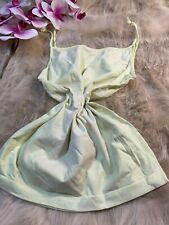 Chic green L/Xl Camisole Top sleepwear nightwear