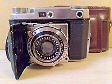 Vintage Kodak Retina II 35mm Camera w/ Ektar 50mm f3,5 Lens