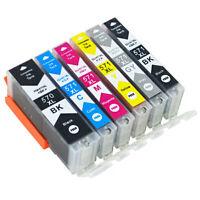 Ink Cartridges PGI-570XL CLI-571XL for Canon PIXMA MG7700 7753 TS8050 9050 Gray