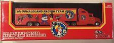 1994 Edition 1:64 Die-Cast McDonaldland Racing Team Semi McDonald's Rear Door