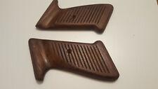 Griffschalen Holz für Crosman Luftpistolen 1322 1377 2240