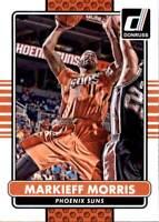 2014-15 Panini Donruss Base #160 Markieff Morris Phoenix Suns