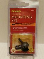 Allen 14474 Sling Swivel Mounting Hardware for Lever Action Rifles