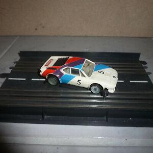 Carrera Servo 140 - 78430 BMW M1 Werksfarben - Bühler - guter Zustand