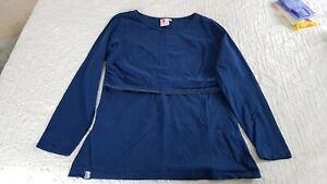 b shirt breastfeeding top size 12