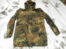 GENUINE 2001 GERMAN ARMY ksk ISSUE FLECKTARN tarn camo PARKA JACKET COAT large
