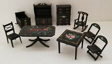 Renwal Vintage Assorted Dollhouse Furniture