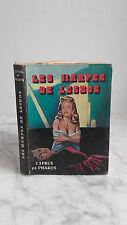 Ciprus de Pharos - Les Harpes de Lesbos - 1957 - Éditions Maurice Grillet