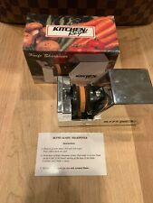 """New listing Vintage Knife Sharpener #13787 By Kitchen Royal """"New""""/Please See My Description"""