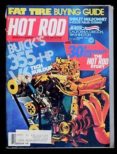 HOT ROD MAGAZINE - JANUARY 1978