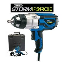 """Storm Force Mains 240V 1000W 1/2"""" Drive Impact Wrench Gun Drill"""
