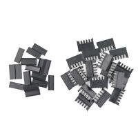 20Pcs SATA Punch Down Power Plug Connector for ATX PSU IDE SATA Hard Drive KHHDL