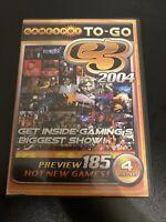 Gamespot To Go E3 2004  Preview 185 Games 4 Disc