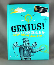 Genius! The Most Astonishing Inventions Of All Time  - Brand New Hardcover