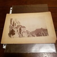 Vintage Original Grand Canyon photo Flagstaff Arizona RARE!