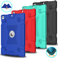 For Apple iPad 9.7 6th Generation 2018 Case Shockproof Slim Soft Silicone Cover