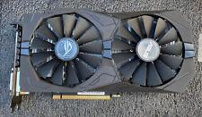 ASUS NVIDIA GeForce STRIX-GTX1050TI 4GB Gaming Graphics Card