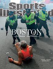 April 22, 2013 Bill Iffrig Boston Marathon Bombings Sports Illustrated NO LABEL