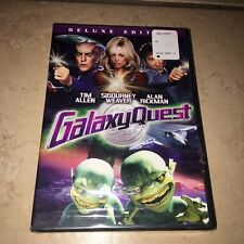 Galaxy Quest (Dvd, 2009, Deluxe Edition) Brand New!