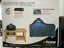 NEW Primo Oval XL 400 countertop Table Ventilated Grill Cover 422 FREE SHIPPNG