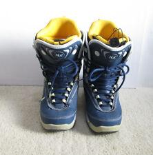 K2 Eclipse Surefit Biocage Liners Men's Snowboard Boots Size Us 8.5 Dark Blue