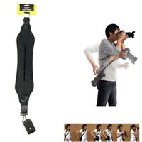 Neoprene Fast Utility Sling Strap Camera Belt Dynamic Shooting for nikon D7200