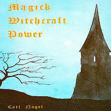 MAGICK WITCHCRAFT POWER by Carl Nagel Finbarr Books, Occult, Magic, Witch Wicca