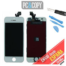 Pantalla LCD RETINA+Tactil completa para iPhone 5 5G A1429 BLANCO +HERRAMIENTAS