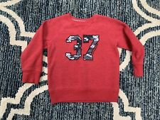 Sonoma Baby Boy Sweatshirt, size 4 red, cotton, Polyester, 37