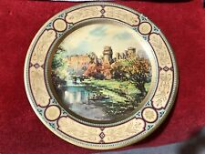 New listing Warwick Castle Metal Plate