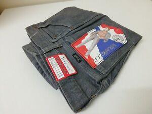 Wrangler Mens Jeans - Size 32 Waist, 32 Inside Leg - Grey - Slim Fit Stretch