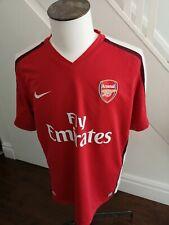 Genuine Vintage Arsenal Nike Walcott 2008-09 Football Shirt/ Home Xl/ 32
