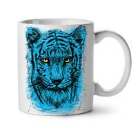 Beast Wild Animal Tiger NEW White Tea Coffee Mug 11 oz | Wellcoda