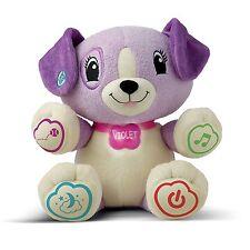 LeapFrog My Pal Violetta Interattivo SMART Educazione Giocattolo Cucciolo NUOVO IN SCATOLA
