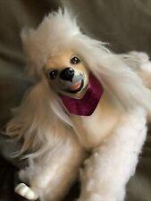 """Vintage Barbie Poodle Dog """"Prince"""" 1984 Mattel"""