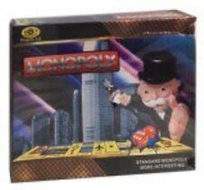 Monopoly Standard Board Game Black