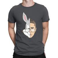 NEW Bad Bunny Maluma Ozuna Pop Hip Hop Rapper Mens Cotton Short Sleeve T-Shirt
