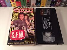 S.F.W. Rare Comedy Drama VHS 1994 Stephen Dorff Reese Witherspoon OOP HTF
